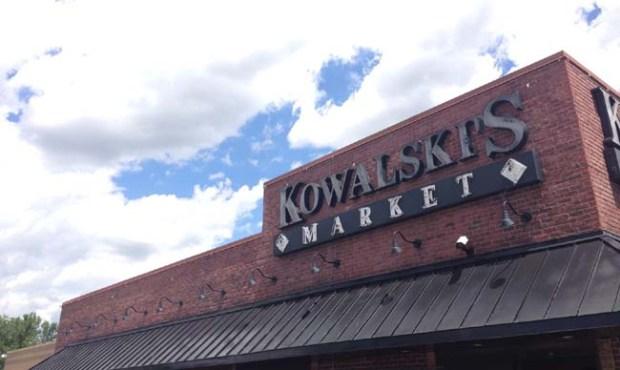 Kowalski's Market at 1261 Grand Ave. in St. Paul. (Pioneer Press: Joseph Lindberg)