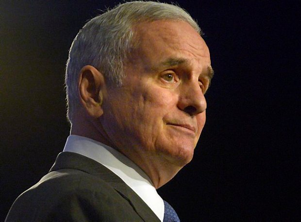 Minnesota governor Mark Dayton. (Pioneer Press: John Autey)