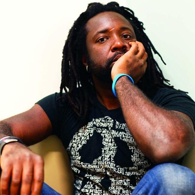 Marlon James (Jeffrey Skemp)
