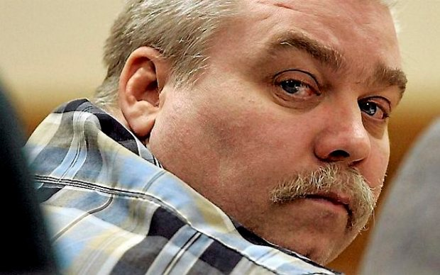 In this photo from March 13, 2007, Steven Avery listens to testimony in Calumet County courtroom in Chilton, Wis. (AP Photo/Morry Gash)