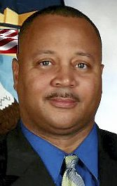 Minneapolis police Lt. Eddie Frizell is considering applying for St. Paul police chief. (courtesy photo)
