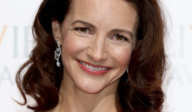 """Actress Kristin Davis of """"Sex and the City"""" (and now CBS's """"Bad Teacher"""") is 51. (Getty Images: Tim P. Whitby)"""