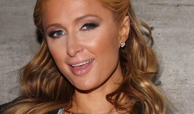 Celebrity heiress Paris Hilton is 35. (Getty Images: Astrid Stawiarz)