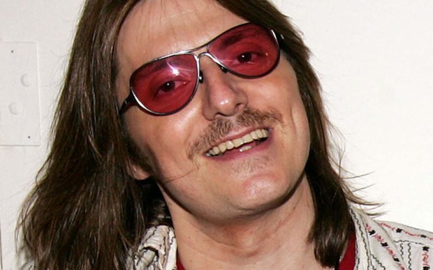 """Here's an off-the-wall bit by the late comedian and St. Paul native Mitch Hedberg, born on this day in 1968: """"I think Pringles' initial intention was to make tennis balls. But on the day the rubber was supposed to show up, a big truckload of potatoes arrived."""" Watch part of one of his shows by clicking here. Hedberg of a drug overdose in 2005. (Getty Images: Scott Gries)"""