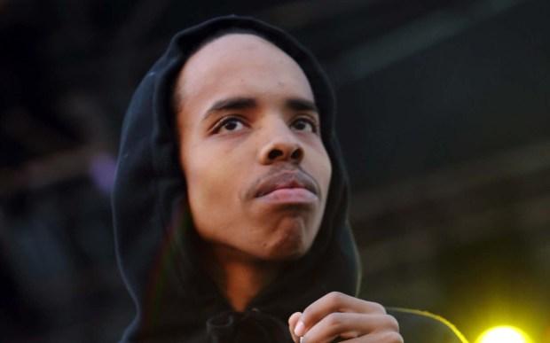 Rapper Earl Sweatshirt of the L.A. hip-hop collective Odd Future is 22. (Associated Press: John Davisson)