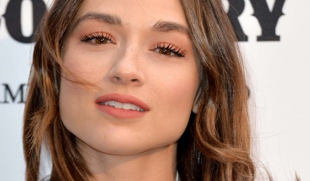 """Actress Crystal Reed of MTV's """"Teen Wolf"""" is 31. (Getty Images: Frazer Harrison)"""
