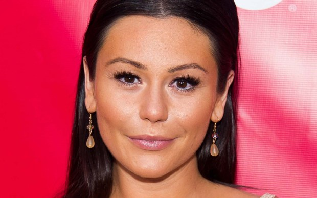 """Reality TV personality Jenni """"Jwoww"""" Farley of """"Jersey Shore"""" is 30. (Associated Press: Charles Sykes)"""