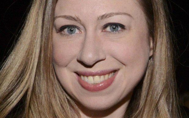 Former first daughter Chelsea Clinton is 36. She is married, a new mom and works for her father's Clinton Foundation and Clinton Global Initiative. (Getty Images: Vivien Killilea)