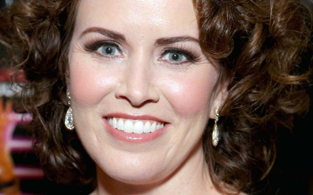 "Actress Crista Flanagan of ""Mad Men"" and ""MadTV"" is 40. (Getty Images: Mike Windle)"