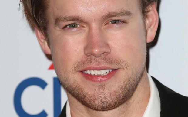"""Actor Chord Overstreet of """"Glee"""" is 27. (Getty Images: Frederick M. Brown)"""
