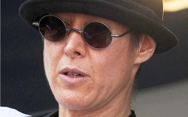 Singer Michelle Shocked is 54. (Getty Images: Rick Diamond)