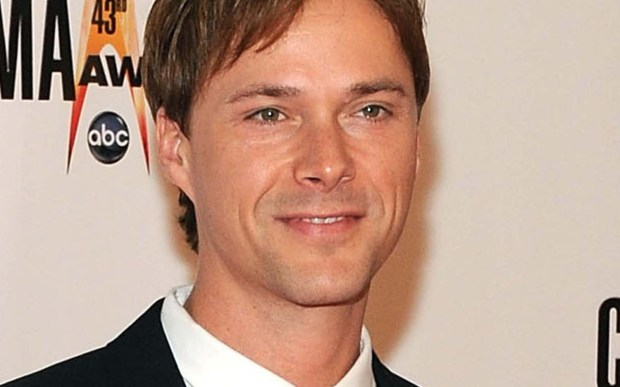 Country singer Bryan White is 42. (Getty Images: Frederick Breedon)