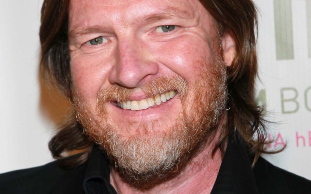 """Actor Donal Logue — who plays tough guys in """"Gotham,"""" """"Vikings"""" and """"Sons of Anarchy"""" and a dad in """"Grounded for Life"""" — is 50. (Getty Images: David Livingston)"""