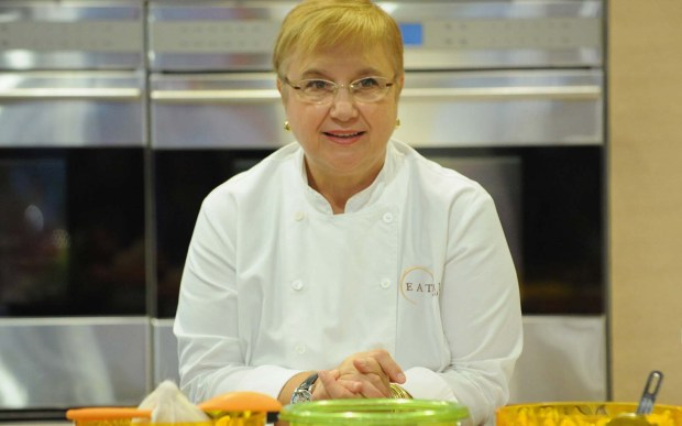 """TV chef Lidia Bastianich of """"Lidia's Italy in America"""" is 69. (Getty Images: Brad Barket)"""
