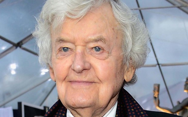"""Actor Hal Holbrook -- """"All the President's Men,"""" and more recently, """"Sons of Anarchy"""" -- is 91. (Getty Images: Kevork Djansezian)"""