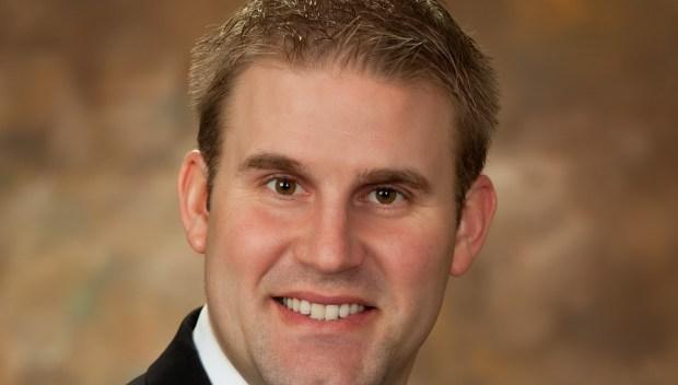 Noah Hultgren, president of the Minnesota Corn Growers Association Courtesy photo)