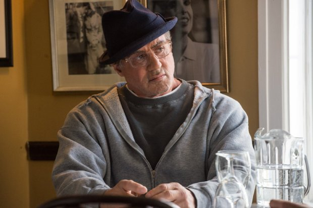 "Sylvester Stallone in ""Creed."""