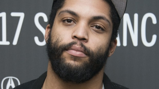 "Actor and rapper O'Shea Jackson Jr., best known for portraying his father, Ice Cube, in the 2015 biopic ""Straight Outta Compton,"" is 26. (Arthur Mola/Invision/AP)"