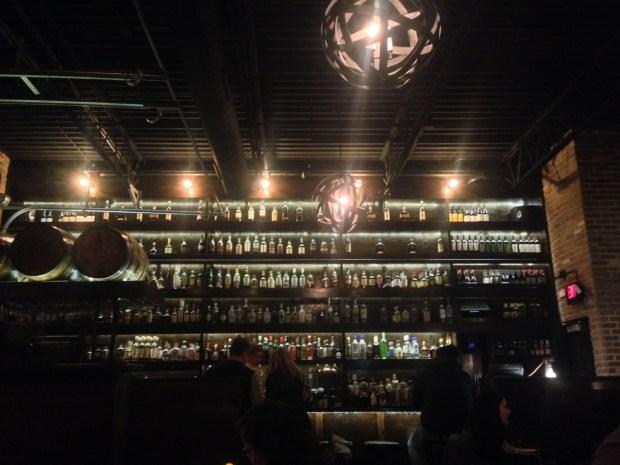 Volstead House Whiskey Bar and Speakeasy in Eagan. (Pioneer Press: Jess Fleming)