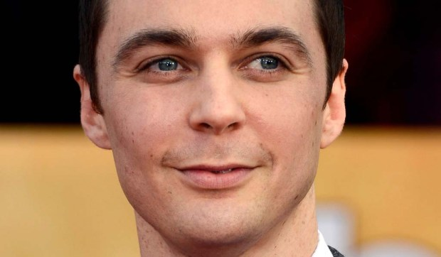 """Actor Jim Parsons of """"The Big Bang Theory"""" is 43. (Getty Images: Frazer Harrison)"""