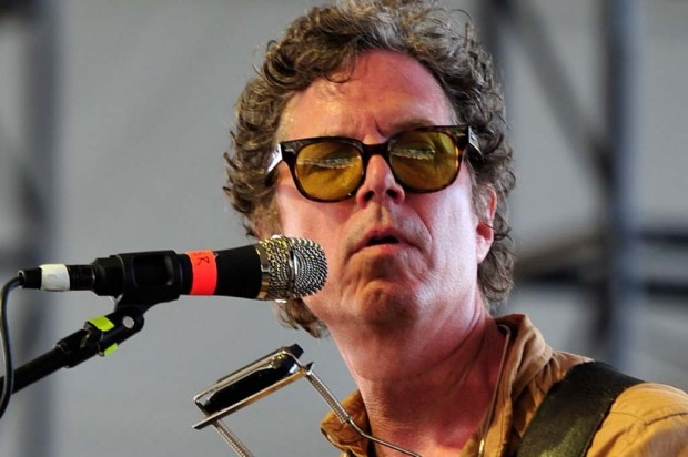 Guitarist and singer Gary Louris of the Twin Cities alt-rock/alt-country band the Jayhawks. (Getty Images: Frazer Harrison)