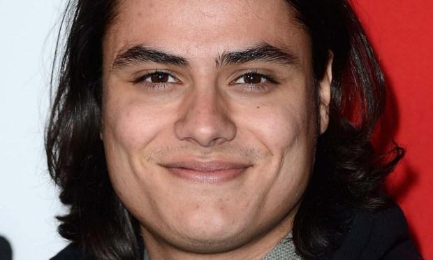"Actor Kiowa Gordon of the ""Twilight"" series is 26. (Getty Images: Frazer Harrison)"