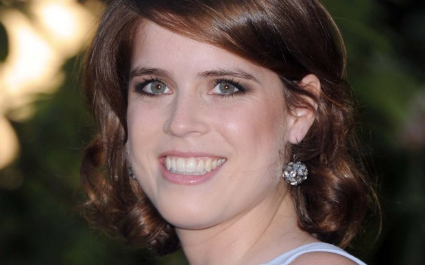 Princess Eugenie, daughter younger Britain's Prince Andrew, Duke of York, and Sarah Ferguson, is 26. She's seventh in the line of succession to the throne. (Getty Images: Stuart C. Wilson)