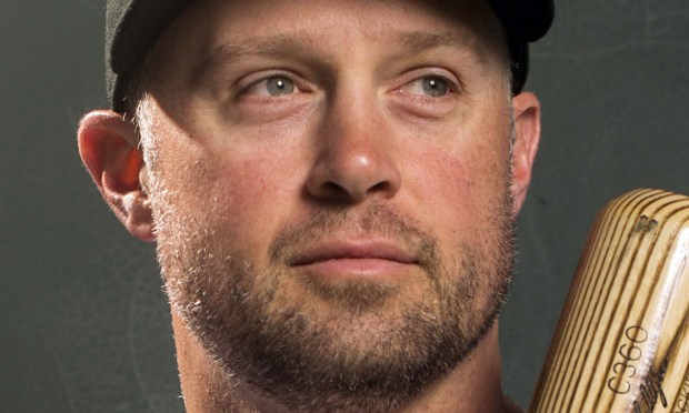 Former Minnesota Twins position player Michael Cuddyer is 37. Now he's a trainer with the Twins. (Getty Images: Rob Tringali)