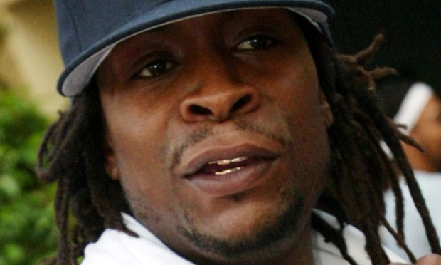 Rapper Mr. Cheeks of Lost Boyz is 45. (Getty Images: Joe Raedle)