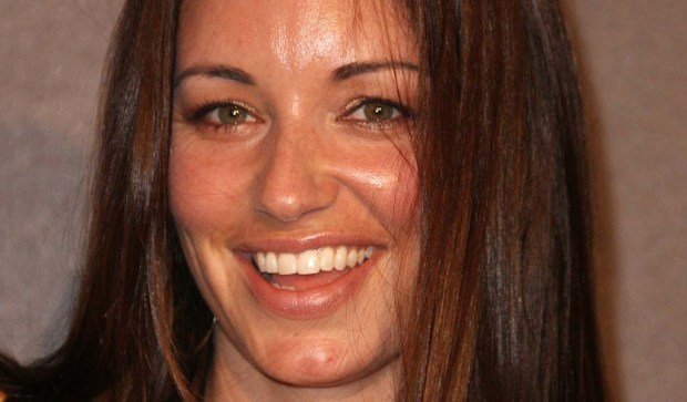 "Actress Bianca Kajlich of CBS's ""Rules of Engagement"" is 39. She's also the ex of soccer great Landon Donovan. (Getty Images: Frederick M. Brown)"