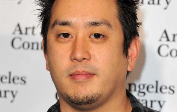 DJ Joseph Hahn of Linkin Park is 39. (Getty Images: Alberto E. Rodriguez)
