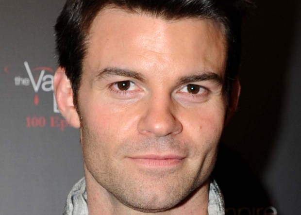 "Actor Daniel Gillies of ""The Vampire Diaries"" is 40. (Getty Images: Chris McKay)"
