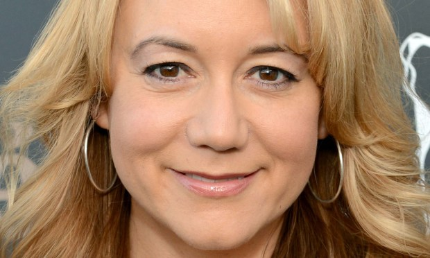 """Actress Megyn Price -- """"Rules of Engagement,"""" """"Grounded for Life"""" -- is 45. (Getty Images: Michael Kovac)"""