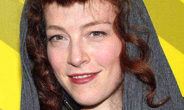 Singer Melissa Auf der Maur, formerly the bassist for the bands Smashing Pumpkins and Hole, is 44. Now, MAdM has a solo career. (Getty Images: Michael Loccisano)