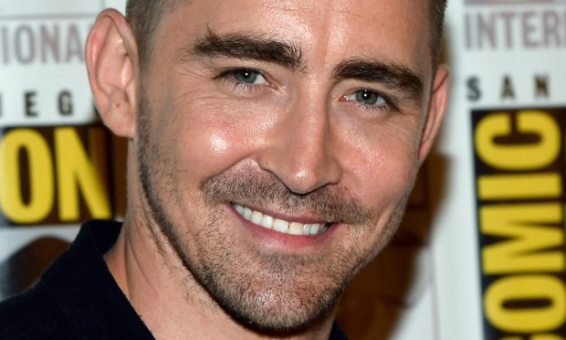 "Actor Lee Pace of ""The Hobbit"" movies and ""Guardians of the Galaxy"" (he was Rhonan) is 37. He's also seen in ""Halt and Catch Fire."" (Getty Images: Ethan Miller)"
