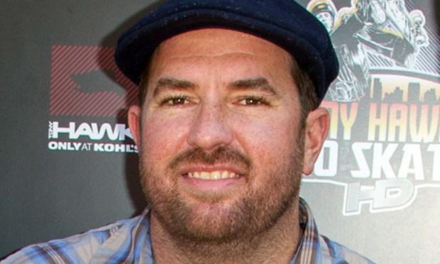 Drummer Zach Lind of Jimmy Eat World is 40. (Associated Press: Paul A. Hebert)