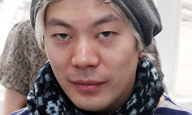 Guitarist James Iha of Smashing Pumpkins and the supergroup Tinted Windows is 48. (Getty Images: Astrid Stawiarz)