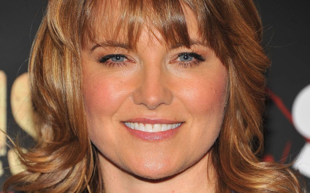 "Actress Lucy Lawless is 48. Her post-""Xena: Warrior Princess"" life has included roles in TV's ""Battlestar Galactica,"" ""Spartacus"" and ""Parks and Recreation."" (Getty Images: Theo Wargo)"