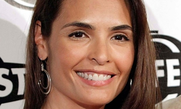 Actress Talisa Soto is 49. (Associated Press: Dan Steinberg)