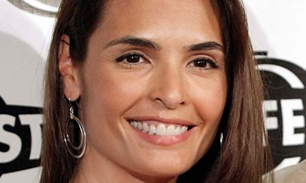 Actress Talisa Soto is 49. (Associated Press: Dan Steinberg)