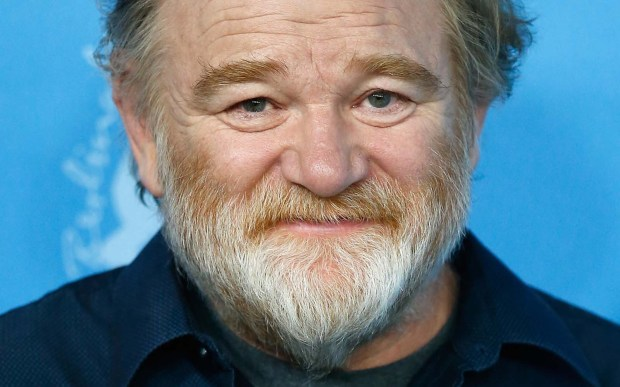 "Actor Brendan Gleeson — the ""Harry Potter"" movies, ""Cold Mountain"" — is 61. (Getty Images: Andreas Rentz)"