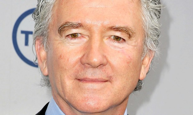 """Actor Patrick Duffy if the prime-time soap """"Dallas"""" (new and old) is 67. (Getty Images: Angela Weiss)"""