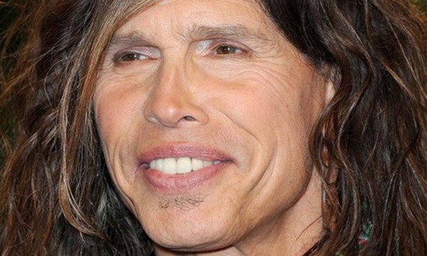 Rock star Steven Tyler of Aerosmith is 68. (Getty Images: Pascal Le Segretain)