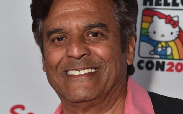 "Actor Erik Estrada of ""CHiPs"" and Spanish-language telenovellas is 67. (Getty Images: Alberto E. Rodriguez)"