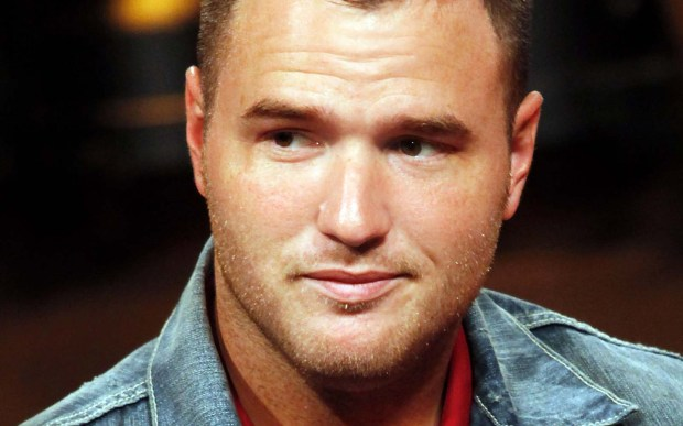 Guitarist Chad Gilbert of New Found Glory is 35. (Getty Images: Cindy Ord)