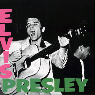 "Elvis Presley's first album, ""Elvis Presley"" (Courtesy of Capitol Records)"
