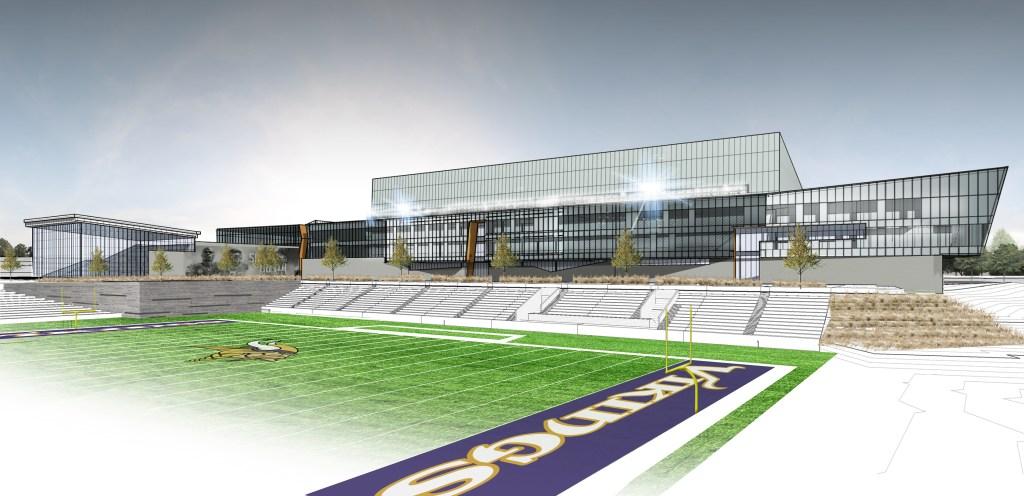 Vikings Hope To Host High School Football Games At Eagan
