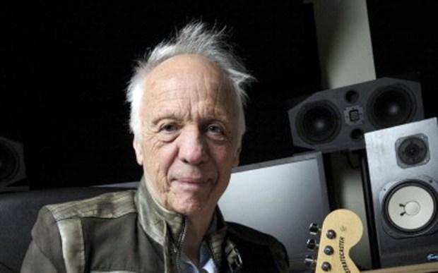 Guitarist Robin Trower of Procol Harum is 71. (Getty Images: Joseph Branston)
