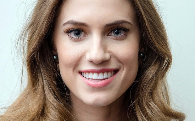 "Actress Allison Williams of HBO's ""Girls"" (and that live ""Peter Pan"") is 28. (Getty Images: Andrew H. Walker)"