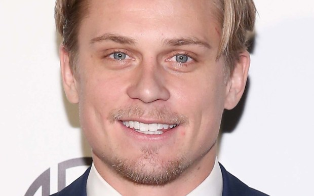 "Actor Billy Magnussen -- Rapunzel's prince in ""Into the Woods"" -- is 31. (Getty Images: Neilson Barnard)"